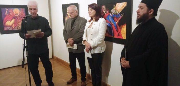 Εγκαινιάστηκε στη Δημοτική Πινακοθήκη Αγρινίου η έκθεση «Φως εκ Φωτός» του Γιώργου Κόρδη (ΔΕΙΤΕ ΦΩΤΟ)