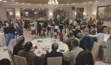 Αγρίνιο: Με μεγάλη επιτυχία και φέτος η γιορτή για τα παιδιά των Αστυνομικών (ΦΩΤΟ)