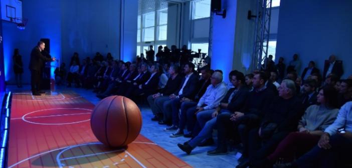 Ο ΠΑΣ Ιωνικός 80 στο πρόγραμμα «Αθλητικές Ακαδημίες ΟΠΑΠ για το μπάσκετ» (VIDEO + ΦΩΤΟ)