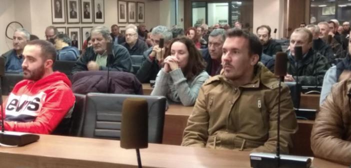 Αγρίνιο: «Οι θέσεις του ΚΚΕ για την Κοινωνική Ασφάλιση» (ΔΕΙΤΕ ΦΩΤΟ)