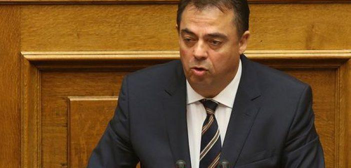 Η ομιλία του Δημήτρη Κωνσταντόπουλου στη Βουλή για την ψήφο των αποδήμων