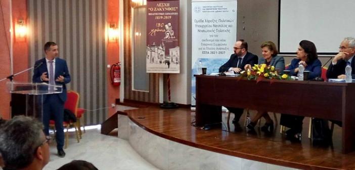 Ακτοπλοϊκή σύνδεση για Κάλαμο και Καστό ζήτησε ο Αντιπεριφερειάρχης Λευκάδας Ανδρέας Κτενάς