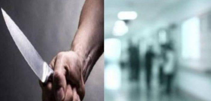 Δυτική Ελλάδα: Τον μαχαίρωσε δυο φορές και τον μετέφερε στο Νοσοκομείο – Που συνελήφθη ο δράστης