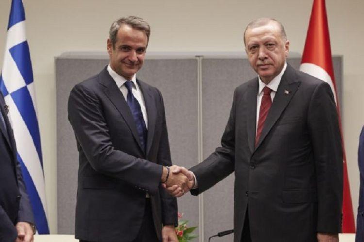 Κρίσιμο ραντεβού Μητσοτάκη – Ερντογάν με «ανοιχτά χαρτιά»