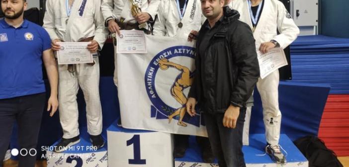 Σημαντικές διακρίσεις για Αγρινιώτη αστυνομικό σε Διεθνές Τουρνουά και το 3ο Πανελλήνιο Πρωτάθλημα Jiu Jitsu (ΔΕΙΤΕ ΦΩΤΟ)
