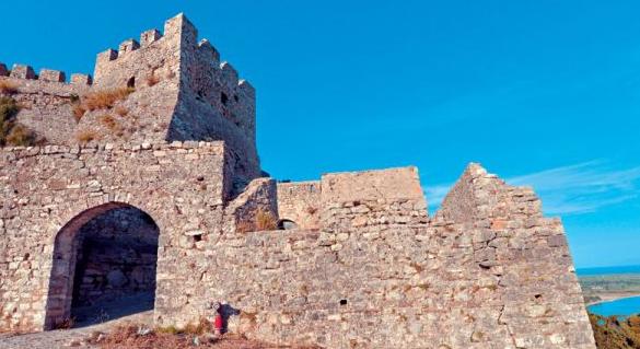 Ναύπακτος: 800.000 ευρώ από Leader για αποκαταστάσεις σε λιμάνι, Τζαμί και κρήνες κάστρου