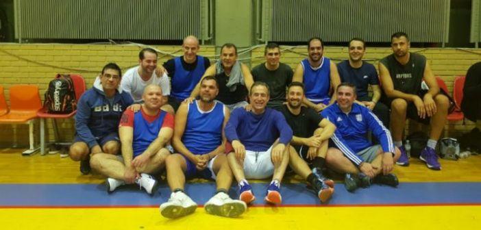 Οι βουλευτές της ΝΔ κέρδισαν την ΟΝΝΕΔ σε αγώνα μπάσκετ για την Κιβωτό του Κόσμου (ΔΕΙΤΕ ΦΩΤΟ)