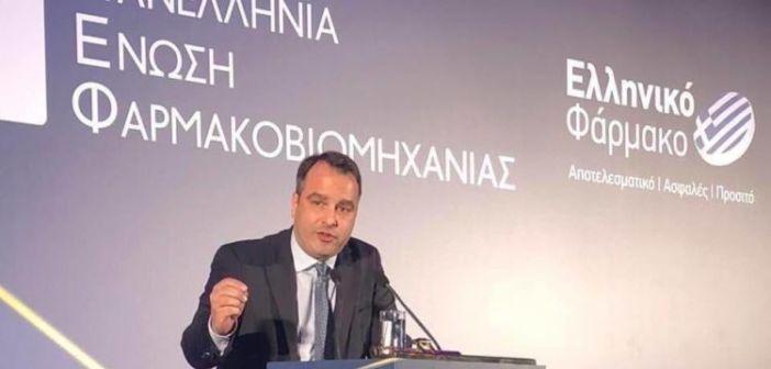 Νέος Πρόεδρος στον Φαρμακευτικό Σύλλογο Αιτωλοακαρνανίας ο Θ. Παπαθανάσης