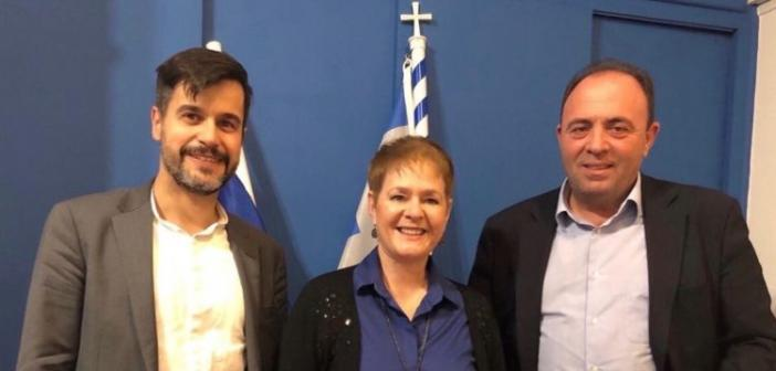Συνεργασία της Περιφέρειας Δυτικής Ελλάδας με το Γαλλικό Ινστιτούτο (ΦΩΤΟ)