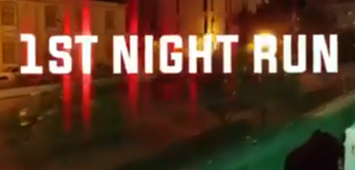 Το εντυπωσιακό βίντεο για το 1st Agrinio Night Run & kids Santa Run