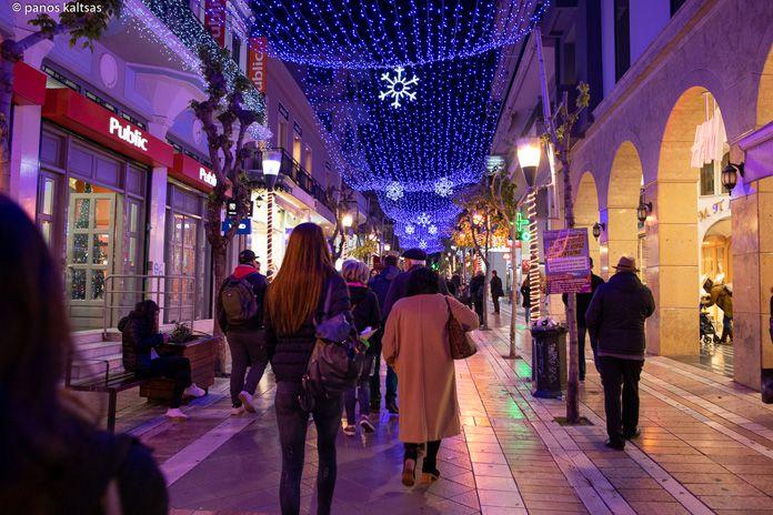 Εμπορικός Σύλλογος Αγρινίου:  Το εορταστικό ωράριο των καταστημάτων