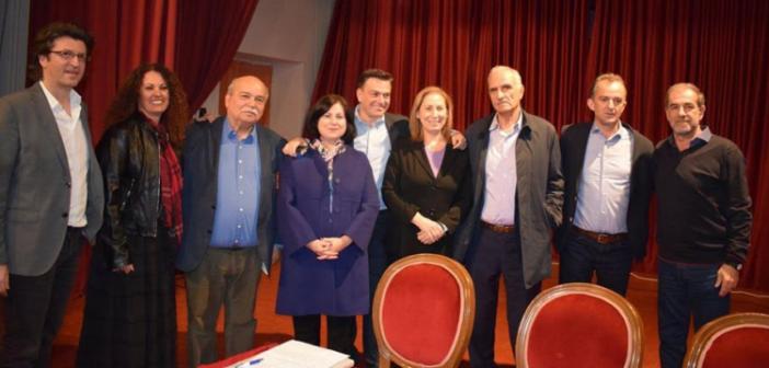 Η ανοιχτή συνέλευση του ΣΥΡΙΖΑ Μεσολογγίου (ΔΕΙΤΕ ΦΩΤΟ)