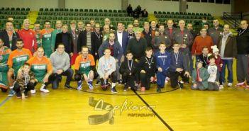 Το 4ο Φιλανθρωπικό Τουρνουά Μπάσκετ Αγρινίου (ΔΕΙΤΕ ΦΩΤΟ)