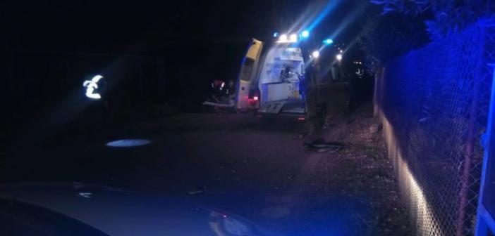 Δικογραφία από την Αστυνομία για τον θανάσιμο τραυματισμό του 54χρονου Αλβανού στο τροχαίο στη Γουριώτισσα (ΦΩΤΟ)