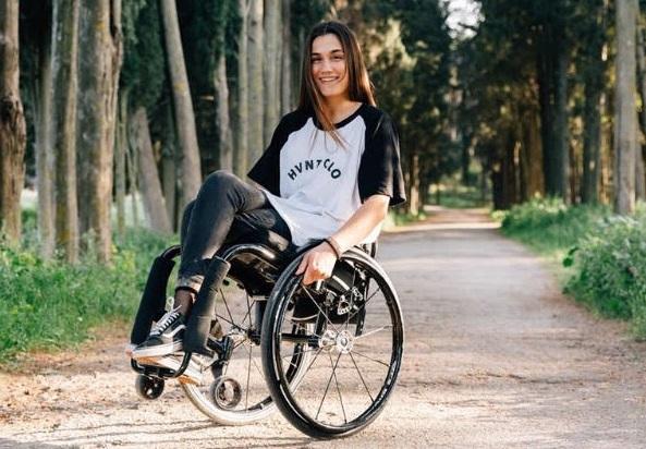 Με τα χρώματα του Παναθηναϊκού θα αγωνίζεται η Ναυπάκτια αθλήτρια Γεωργία Καλτσή