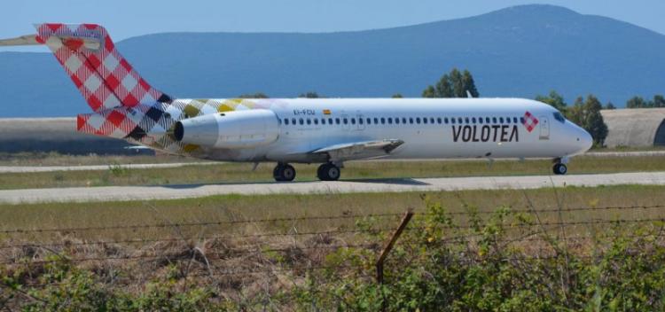 Νέες πτήσεις για Άκτιο το 2020 – Άνοιξαν οι κρατήσεις στη Volotea