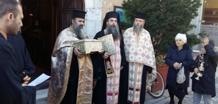 Η Βόνιτσα γιόρτασε τον προστάτη της Άγιο Σπυρίδωνα (ΔΕΙΤΕ ΦΩΤΟ)