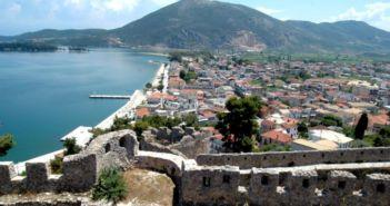 Βόνιτσα: Η ιστορική και γραφική κωμόπολη από ψηλά (VIDEO)