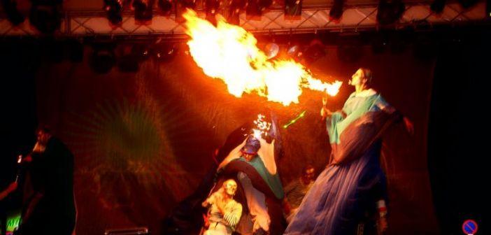 Δυτική Ελλάδα: Τελετή έναρξης Πατρινού καρναβαλιού (ΦΩΤΟ)