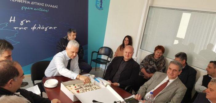 Συνεδρίασε η νέα Εκτελεστική Επιτροπή του Δικτύου Συμμαχία για την Επιχειρηματικότητα και την Ανάπτυξη στην Δυτική Ελλάδα (ΦΩΤΟ)