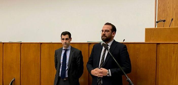 Συνάντηση Νεκτάριου Φαρμάκη με τον υπουργό Υποδομών Κώστα Καραμανλή την προσεχή Τρίτη