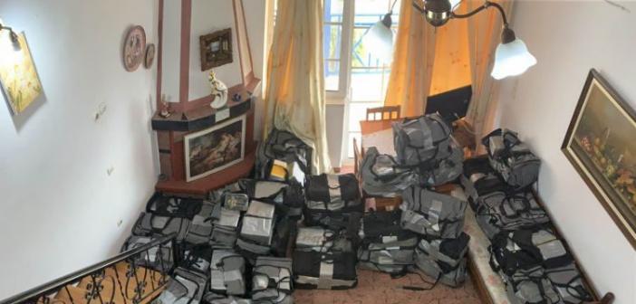 """Αστακός: Οι επίσημες ανακοινώσεις της ΕΛ.ΑΣ. για την """"μαμούθ"""" ποσότητα κοκαΐνης – Σκληροί και επικίνδυνοι οι κακοποιοί που συνελήφθησαν (ΦΩΤΟ +VIDEO)"""