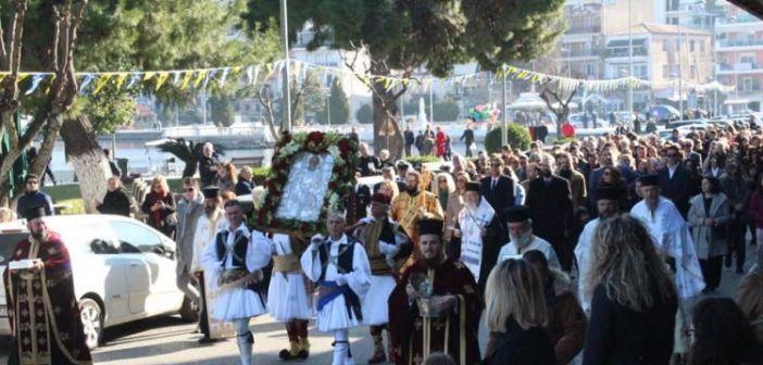 H Αμφιλοχία τίμησε τον Πολιούχο της Άγιο Αθανάσιο (ΔΕΙΤΕ ΦΩΤΟ)