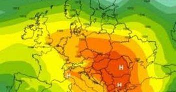 Σε εξέλιξη ισχυρός αντικυκλώνας στην Ευρώπη – Πόσο θα επηρεαστεί η Δυτική Ελλάδα (VIDEO)