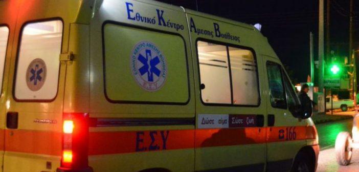 Νεοχώρι Μεσολογγίου: Φορτηγό παρέσυρε θανάσιμα 47χρονο