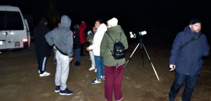 Αστροπαρατήρηση και αστροφωτογράφιση στην Τουρλίδα (ΔΕΙΤΕ ΦΩΤΟ)