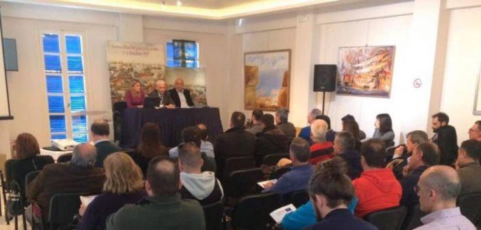 Πελατειακή ευφυΐα και τουρισμός στο επίκεντρο σεμιναρίου  στην Ναύπακτο από την Περιφέρεια Δυτικής Ελλάδας (ΦΩΤΟ)