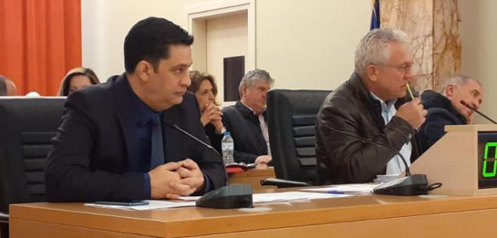 """Γ. Παπαναστασίου: """"Θα συνεχίσουμε για την οριστική αποτροπή του εγκλήματος της εκτροπής του Αχελώου"""""""