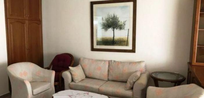 Αγρίνιο: Ενοικιάζεται επιπλωμένο διαμέρισμα 40 τ.μ. στην περιοχή του πάρκου