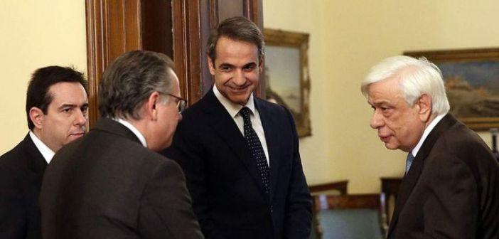 Ορκίστηκε η νέα ηγεσία του υπουργείου Μετανάστευσης και Ασύλου