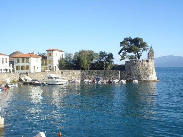 """""""Βενετία"""" η Ναύπακτος μέχρι το 2050 – Ποιες περιοχές κινδυνεύουν  (ΔΕΙΤΕ ΧΑΡΤΗ)"""
