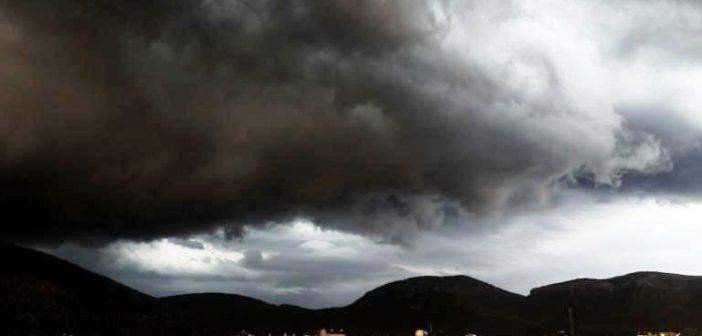 Χαλάει ο καιρός, δεν επηρεάζεται η Δυτική Ελλάδα