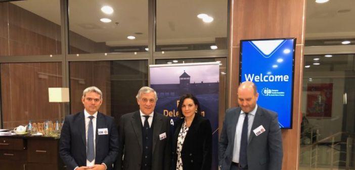 Σε διεθνές συνέδριο για τον αντισημιτισμό στην Πολωνία ο Κώστας Καραγκούνης (ΔΕΙΤΕ ΦΩΤΟ)