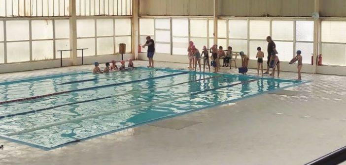 1.530 μαθητές του Αγρινίου στο πρόγραμμα κολύμβησης
