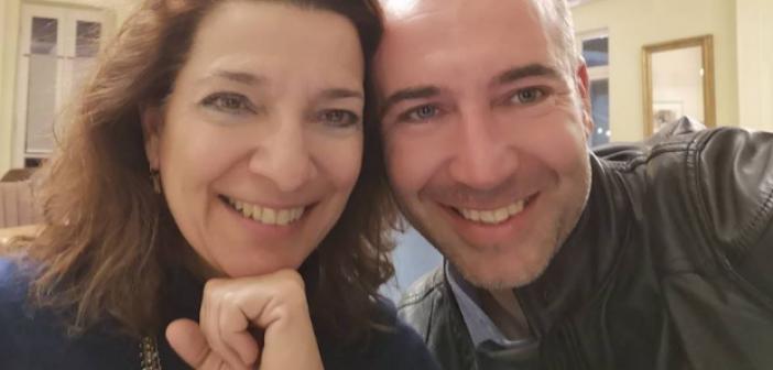 Στην Λευκάδα η chef Νταιάνα Κόχυλα για τα γυρίσματα της εκπομπής της