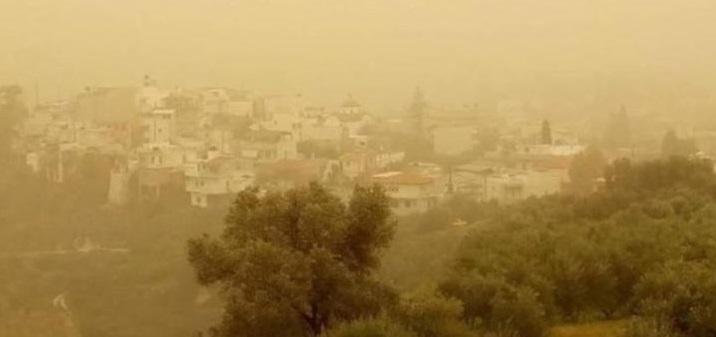 """Καιρός: Έρχεται βροχή λάσπης! Πόσο θα κρατήσει η κακοκαιρία και που θα """"χτυπήσει"""" (VIDEO)"""