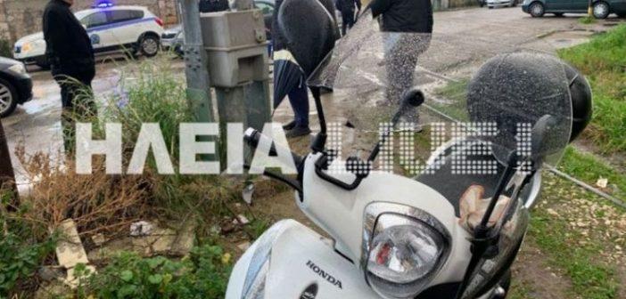Δυτική Ελλάδα: Απίστευτο τροχαίο στον Πύργο – Τον βρήκε η μπάρα του τρένου κατακέφαλα! (ΦΩΤΟ)