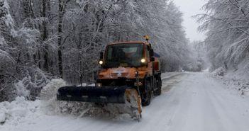 Meteo: Μειωμένη κατά 40% η χιονοκάλυψη στην Ελλάδα