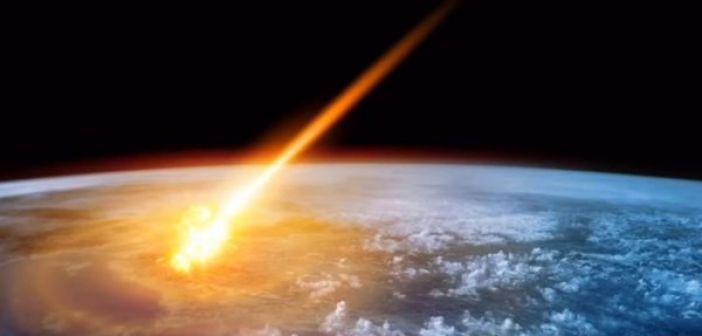 Μυστήριο γύρω από την πτώση μετεωρίτη στην Αίγινα – Τι λέει η Αντιπεριφερειάρχης (ΔΕΙΤΕ ΦΩΤΟ)