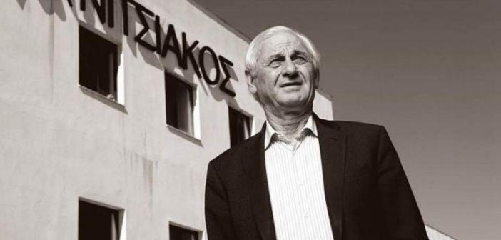 Θεόδωρος Νιτσιάκος: Σήμερα η κηδεία του στα Γιάννενα