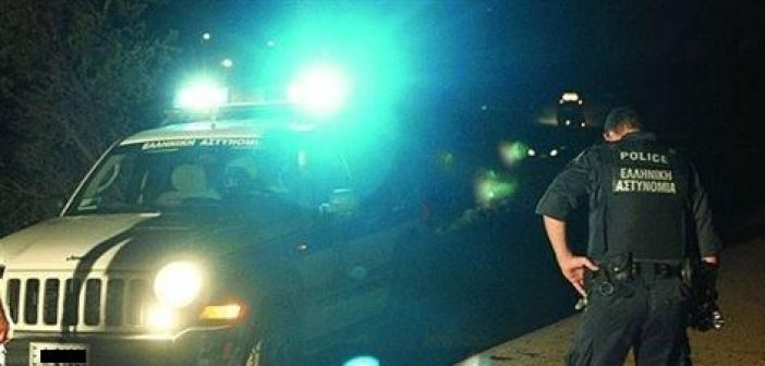 Σύλληψη στην Ιόνια Οδό για κατοχή ναρκωτικών