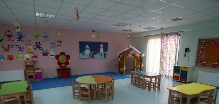 Επισκέψεις παιδιάτρων για πρώτη φορά στους βρεφονηπιακούς σταθμούς ΟΑΕΔ