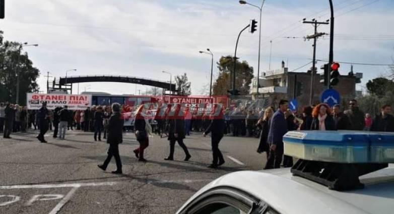 """Δυτική Ελλάδα: Αποκλεισμός αύριο το πρωί της Πατρών – Πύργου – Το κάλεσμα του δήμου για την """"εθνική καρμανιόλα"""" – """"Είναι η ώρα του αγώνα"""""""
