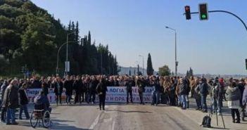 Δυτική Ελλάδα: Έκλεισε η Πατρών – Πύργου στον κόμβο της ΒΙΠΕ – Όχι άλλο αίμα στην «εθνική καρμανιόλα»
