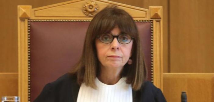 Αικατερίνη Σακελλαροπούλου: Εισηγήτρια στο ΣτΕ για την εκτροπή του Αχελώου ποταμού