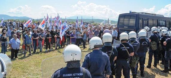Λαϊκή Συσπείρωση Ακτίου Βόνιτσας: Κάλεσμα στο συλλαλητήριο στο Φόρο Πρέβεζας ενάντια στην συμφωνία για τις βάσεις